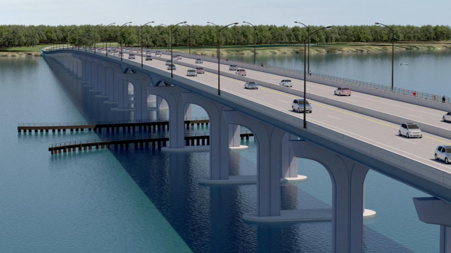 Bridge Rendering 3