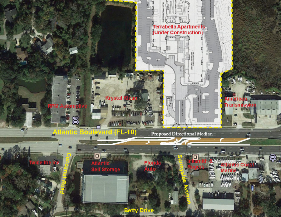 Terrabella Apartments (Jacksonville Fl)_Proposed Directional Median Atlantic Blvd_11.04.19.jpg