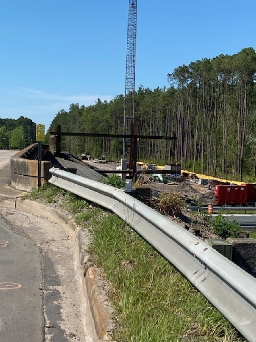 Bridge Replacement at Yellow Water Road